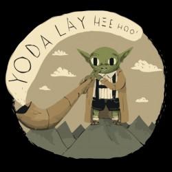 tee shirt yoda helvetique  sublimation