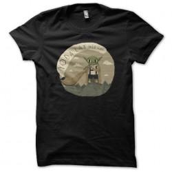 tee shirt yoda helvetique...