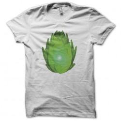 Dofus white artichoke egg sublimation t-shirt
