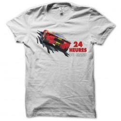 t-shirt 24 hours du mans...