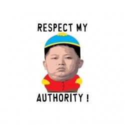 T-shirt Kim Jong Un Respect...