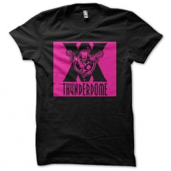 tee shirt thunderdome black...