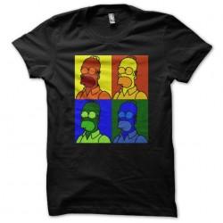 tee shirt homer simpson pop...