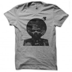 tee shirt pete rock gray...