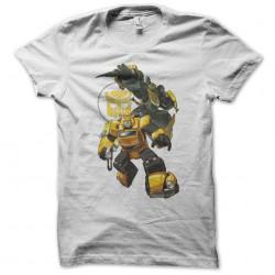 tee shirt transformers bumblebee  sublimation