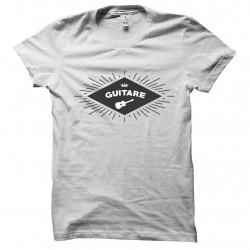 Tee shirt Guitare    Rock...