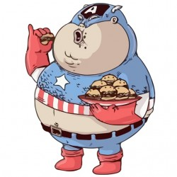 tee shirt Captain americain...