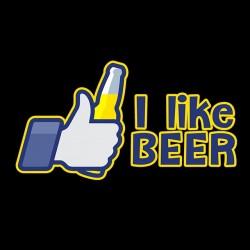 tee shirt i like beer way...