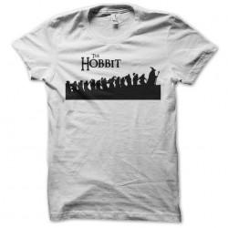 The hobbit white...