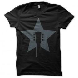 tee shirt guitar rock star...