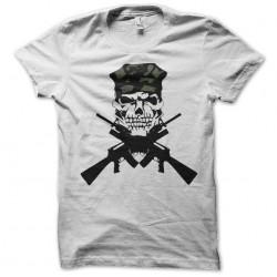 t-shirt m16 cross white...