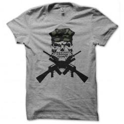 t-shirt m16 cross gray...
