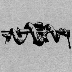 tee shirt molon labe snake...