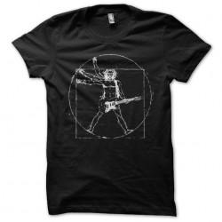 da vinci rock t-shirt black...