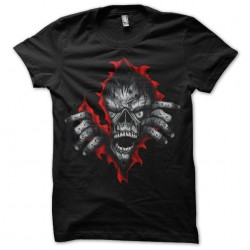 Zombie shirt effects black...
