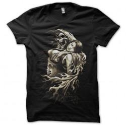 t-shirt tattoo diablo black...