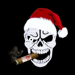 tee shirt Un dernier cigare...