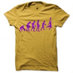 tee shirt basket evolution...
