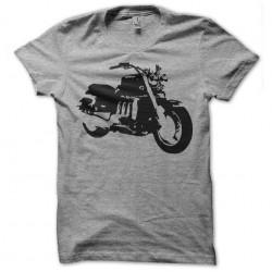 t-shirt triumph rocket gray...