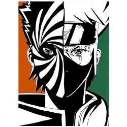 Obito As Tobi T-shirt And...