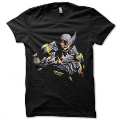 tee shirt wolverine mode...