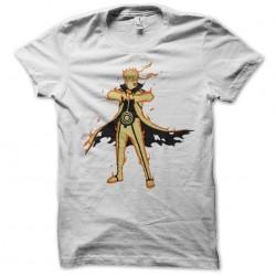 shirt naruto uzumaki storm revolution white sublimation