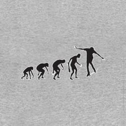 shirt evolution evolution gray sublimation