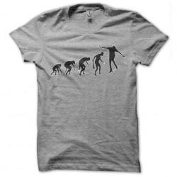 shirt evolution evolution...