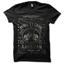 tee shirt Johnny Cash...