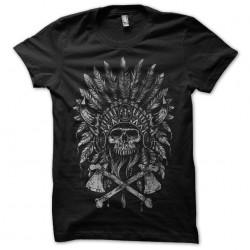 t-shirt Indian Skull Tattoo...