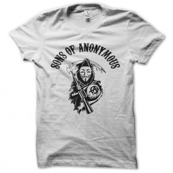 t-shirt sounds of anonymous...