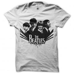 t-shirt The Beatles white...