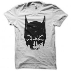 batman white sublimation t-shirt