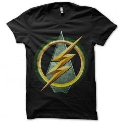 tee shirt Green Arrow vs...