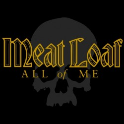 tee-shirt meat loaf all of me black sublimation