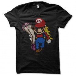 t-shirt mario save the...