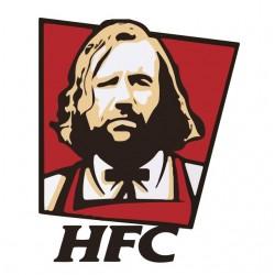 tee shirt HFC the hound...