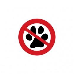 Dog T-shirt imprint...