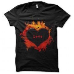 love heart black...
