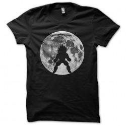 Vegeta shirt silhouette...