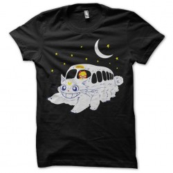tee shirt Cat Bus Totoro...
