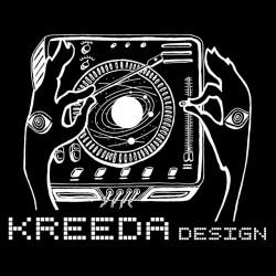 tee shirt kreeda design black sublimation