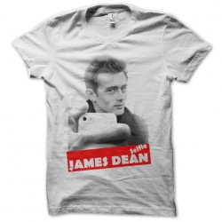 tee shirt james dean Selfie...