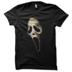 tee shirt scream  sublimation