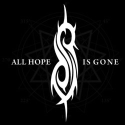 tee shirt slipknot all hope is gone  sublimation