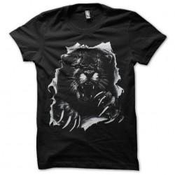 tee shirt Cougar effets...