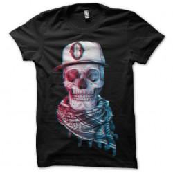 skull and keffieh t-shirt...