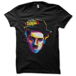 tee shirt Charlie Chaplin...