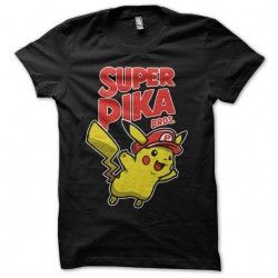 tee shirt super pika bros...