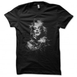 t-shirt marilyn monroe art...